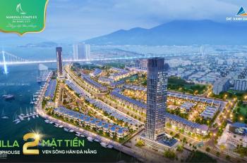 Đất Xanh MT ra mắt siêu phẩm VIP Biệt thự & Shophouse mặt tiền Sông Hàn với tiêu chuẩn 5*chỉ 8,9 tỷ