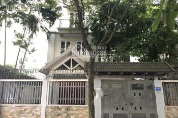 Cho thuê toà nhà mới xây tại Linh Đàm toà nhà 5 tầng, thang máy, SD 700m2. Lh: 0985765 chín sáu tám