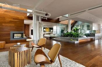 Chính chủ cần cho thuê căn penthouse 240m2, 4PN, khu Ngoại Giao Đoàn, cho thuê cơ bản hoặc full đồ