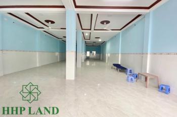 Cho thuê nhà mặt tiền đường Võ Thị Sáu, P. Thống Nhất, ngang 8m, 0976711267 - 0934855593 (Thư)