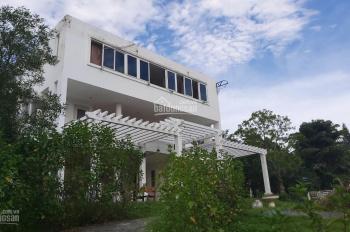 Cơ hội sở hữu ngay biệt thự nghỉ dưỡng tuyệt đẹp tại Lương Sơn, Hòa Bình diện tích 5000m2