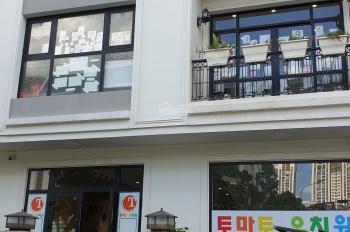 Cho thuê sang nhượng trường mầm non ở Vinhome Hàm Nghi, Hà Nội DT 200m2, XD 115m2 giá thuê 80tr/th
