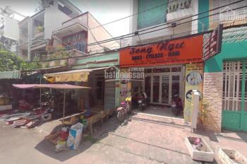 Thuê nhà lô K Cư Xá Phú Lâm D, 4x17m, 1 trệt 1 Lầu, P10 - Q6