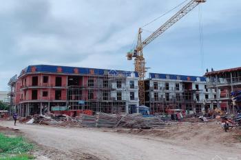 Nhà phố mặt tiền 1 trệt 2 lầu, giao nhà hoàn thiện ngay trung tâm TP Bến Tre