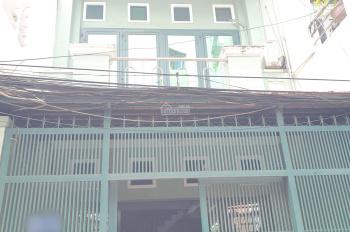 Bán nhà 1 lầu (4 x 16m) HXH Dương Bá Trạc, phường 1, quận 8