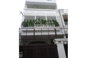 Nhà mặt tiền Hoa Hồng, P. 2, Phú Nhuận, DT: 5x16m, 1 trệt 3 lầu, giá 21.5 tỷ