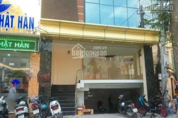 Bán nhà mặt phố Phạm Tuấn Tài, Trần Quốc Hoàn 62m2, 5 tầng, mặt tiền 4,2m giá 17 tỷ có thương lượng