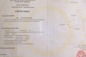 MÌNH CHÍNH Chủ bán đất KP5 Dương Đông, Phú Quốc, LH: 0932.645.797 Linh