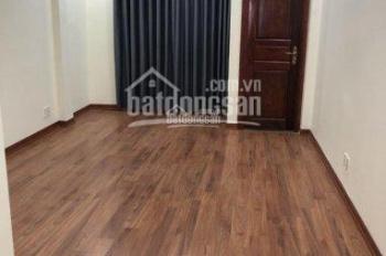 Cho thuê nhà xây mới tại ngõ 116 Nguyễn Xiển, 65m2 x 3 tầng, sàn gỗ, điều hòa đầy đủ