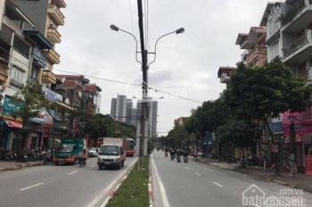 Cần tiền bán gấp nhà đất mặt phố Vạn Phúc Hà Đông 77,5m2 đường 42m vị trí kinh doanh sầm uất