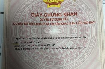 Bán nhà cấp 4 hẻm thông đường Số 2, Tăng Nhơn Phú B, Q9, DTCN 80m2, giá 3.25 tỷ