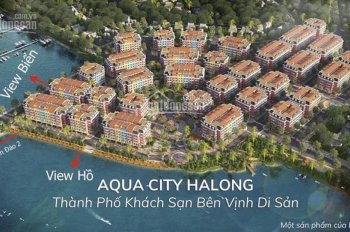 Suất ngoại giao cuối cùng dự án Aqua City Hạ Long shoptel sở hữu vĩnh viễn, LH: 0979535331
