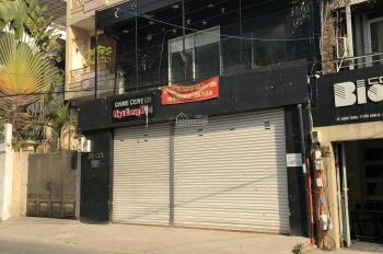 Cho thuê nhà tiện làm nhà hàng - cafe khu P6, Q3, tuyến đường Tú Xương sang trọng. DT 6x25m