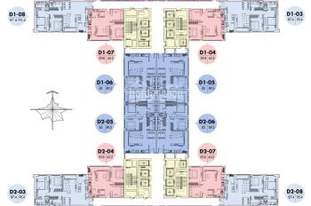 Bán cắt lỗ 300tr CC 6th Element - 87,4m2 giá 3,2 tỷ, 82.4m2/3 tỷ 1, 59m2 giá 2 tỷ 3. LH: 0912277233