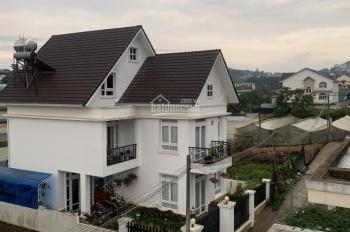 Bán biệt thự đường Hùng Vương - Phường 11 - Đà Lạt, biệt thự mới xây thoáng đẹp sạch sẽ