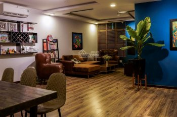 Chính chủ bán căn hộ 113,7m2 - 2PN, 2WC, đầy đủ nội thất
