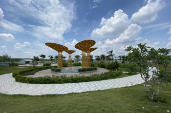 Bán gấp đất mặt tiền Quốc lộ 13 gần chợ Lai Khuê, Lai Hưng, Bình Dương, DT 8*15m chỉ 700 triệu