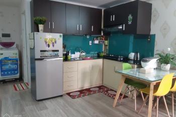 Cần bán gấp căn hộ chung cư Hiệp Thành 3, block A, DT 46m2, full toàn bộ nội thất cao cấp