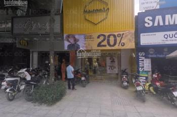 Nhận cọc cho thuê nhà phố Nguyễn Trãi DT tầng 1 = 110m2, DT tầng 2 = 40m2, MT 4m, giá thuê 65 tr/th