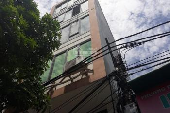 Nhà mặt phố Khương Đình, (60m2 x 6.5 tầng), có thang máy, kinh doanh đỉnh, làm văn phòng vip
