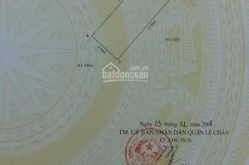Bán đất khu 5 sát đại siêu thị Nhật Aeon Mall, Vĩnh Niệm, Lê Chân, Hải Phòng