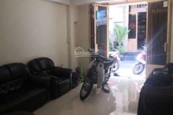 Cho thuê nhà 2L, DTSD 120m2, 4PN, hẻm Phạm Văn Chí, P8, Q6, giá 10 triệu/th, có TL