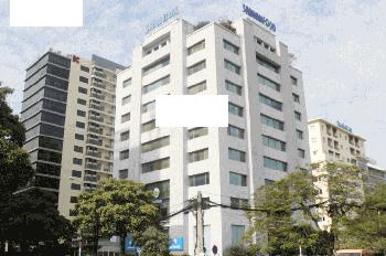 Cho thuê sàn VP diện tích 200m2 tại tòa nhà Sannam - Duy Tân, giá cả ưu đãi