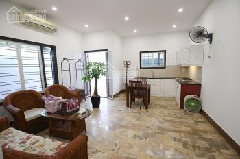 Cho thuê nhà riêng 2 phòng ngủ, đủ đồ, khu Đặng Thai Mai, Tây Hồ
