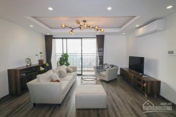 Cho thuê căn hộ 3 phòng ngủ tòa nhà Hong Kong Tower gần Kim Mã