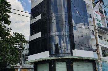 Cho thuê tòa nhà văn phòng 2 mặt tiền đường Thành Thái (xem hình thực tế nhà cho thuê)