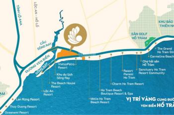 Căn hộ biển Hồ Tràm Complex, giá từ 1,450 tỷ/căn sổ hồng SH lâu dài, CK 1-18%. Booking 0939353929