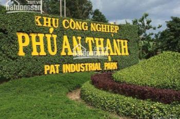 Bán đất nền KCN Phú An Thạnh - Western City, MT Tỉnh Lộ 830, Xã An Thạnh, Bến Lức, LA