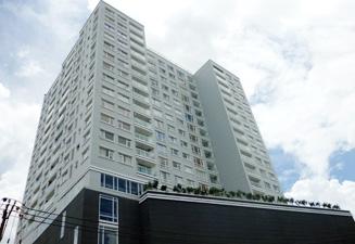Bán gấp căn hộ Satra Eximland 88m2 2PN, giá 4.15 tỷ view Q1
