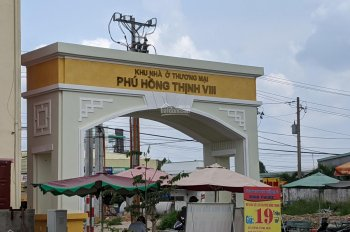 Anh Hùng - chính chủ bán đất khu Phú Hồng Thịnh 8 giá chỉ 1 tỷ 7