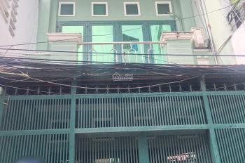 Bán nhà 1 lầu, 66m2, hẻm 4m đường Dương Bá Trạc, phường 2, quận 8