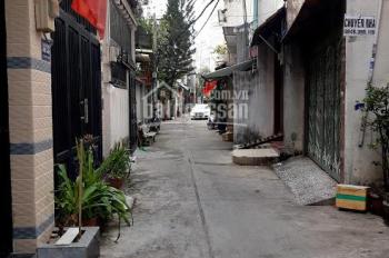 Cho thuê nhà 7 triệu 1 tháng, 1/ Vườn Lài, P Phú Thọ Hòa. DT 4m x 10m, gác lửng mới đẹp