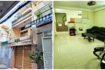 Cho thuê nhà nguyên căn 3 lầu hẻm 5m Phạm Văn Chí, 4x10m