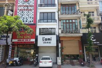 Cho thuê nhà mặt tiền Nguyễn Hồng Đào, P. 14, Tân Bình, DT: 4.5x16m. Trệt 3 lầu ST nhà mới, 45tr/th