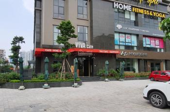 Cho thuê MB 97m2 (MT 11m) & 200m2 (MT 26m) tầng 1 tòa nhà Park View phố Vũ Phạm Hàm, Hà Nội