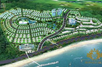 Chỉ còn 1 lô view biển đẹp nhất dự án - View trọn Vịnh Hòn Rơm tại Sunny Villas Mũi Né