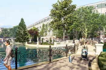Bán lô đất biệt thự dự án trung tâm thành phố Thái Nguyên, 160m2, view hồ, 0983.206.873