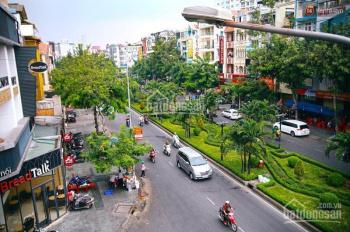 Tin nóng nhà mặt tiền đường góc Hai Bà Trưng - Nguyễn Hữu Cầu DT 6 x 18m. Tiện xây dựng giá 25 tỷ