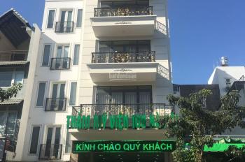 Cho thuê nhà đường Hồ Văn Huê, Phường 9, Quận Phú Nhuận DT 10x15m trệt 2 lầu giá 23 triệu