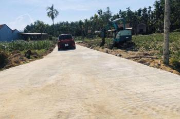 Bán đất Nghĩa Hành, Hành Thuận, Quảng Ngãi với giá chỉ 350tr/lô, đường bê tông 4m - 0935 552 771