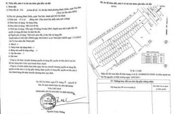 Tổng hợp bán nhà đất KDC Bình Chiểu (Thủ Đức House) sau chợ đầu mối Thủ Đức