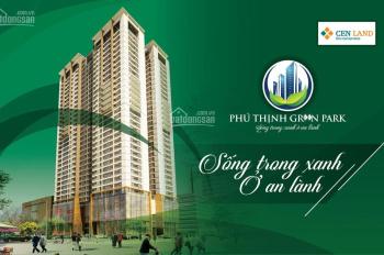 Bán cắt lỗ CHCC 2pn dự án HTV Phú Thịnh Green Park. LH 0854478881