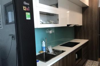 Cho thuê căn hộ full nội thất đẹp 2PN 76m2, tòa A The Zen Gamuda Hoàng Mai, 14tr/th, LH 0966672943