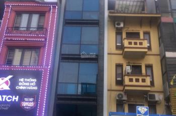 Chính chủ cho thuê nhà mặt phố tại đường Bạch Mai, 60m2, 6 tầng, giá 80 triệu/tháng. LH 0987207993