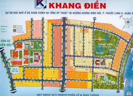 Cần vốn nên bán gấp lô nền KDC Khang Điền Intresco, Q9, CSHT hoàn thiện TT 2,7 tỷ/ nền, DT 100m2