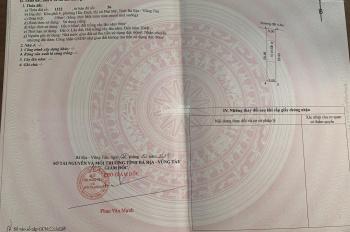 Đất nền thị xã Phú Mỹ, cách chợ Hắc Dịch 400m, DT 150m2, giá 712tr/lô, SHR, LH: 0906.683.189